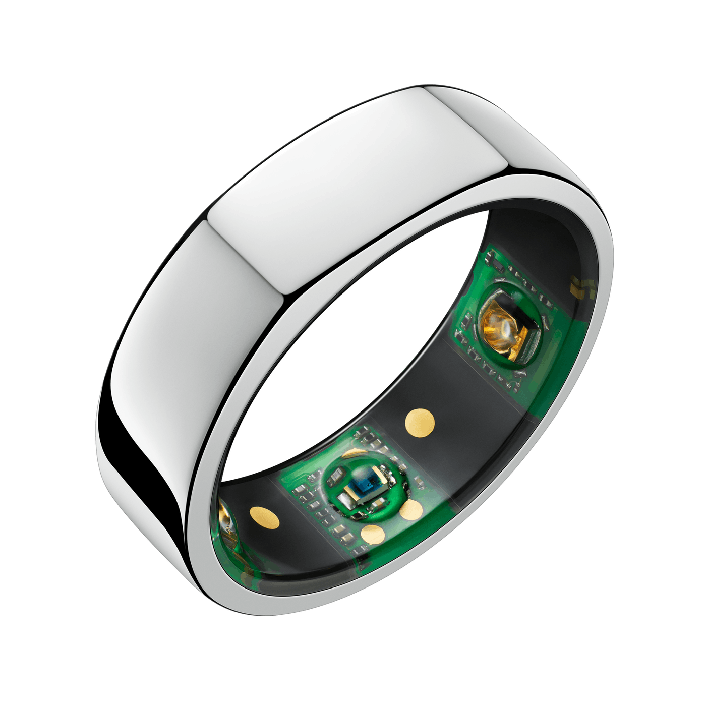 OURA Heritage Ring — Silver