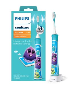 Philips Sonicare kids toothbrush, electric toothbrush, best electric toothbrush
