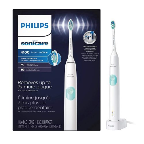 best electric toothbrushes - Phillips Sonicare 4100