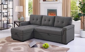 pull-out couch, best sleeper sofa
