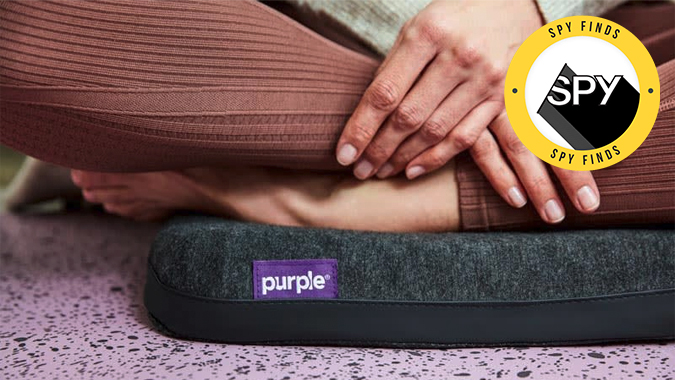 purple seat cushion reviews