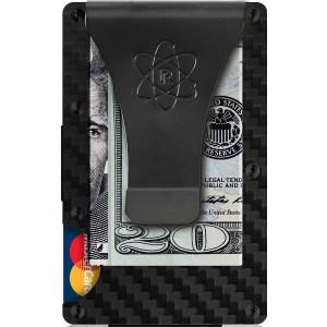 ROSSM Minimalist Wallet for Men