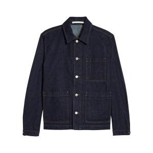 Norse Projects Tyge Denim Button-Up Shirt