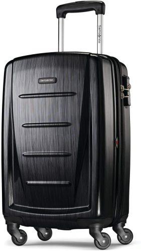 best travel bags 2020 - Samsonite hardside