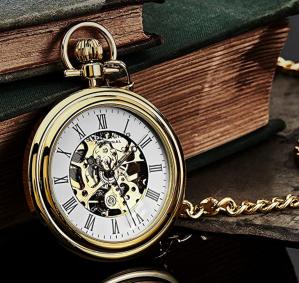 pocket watch skeleton