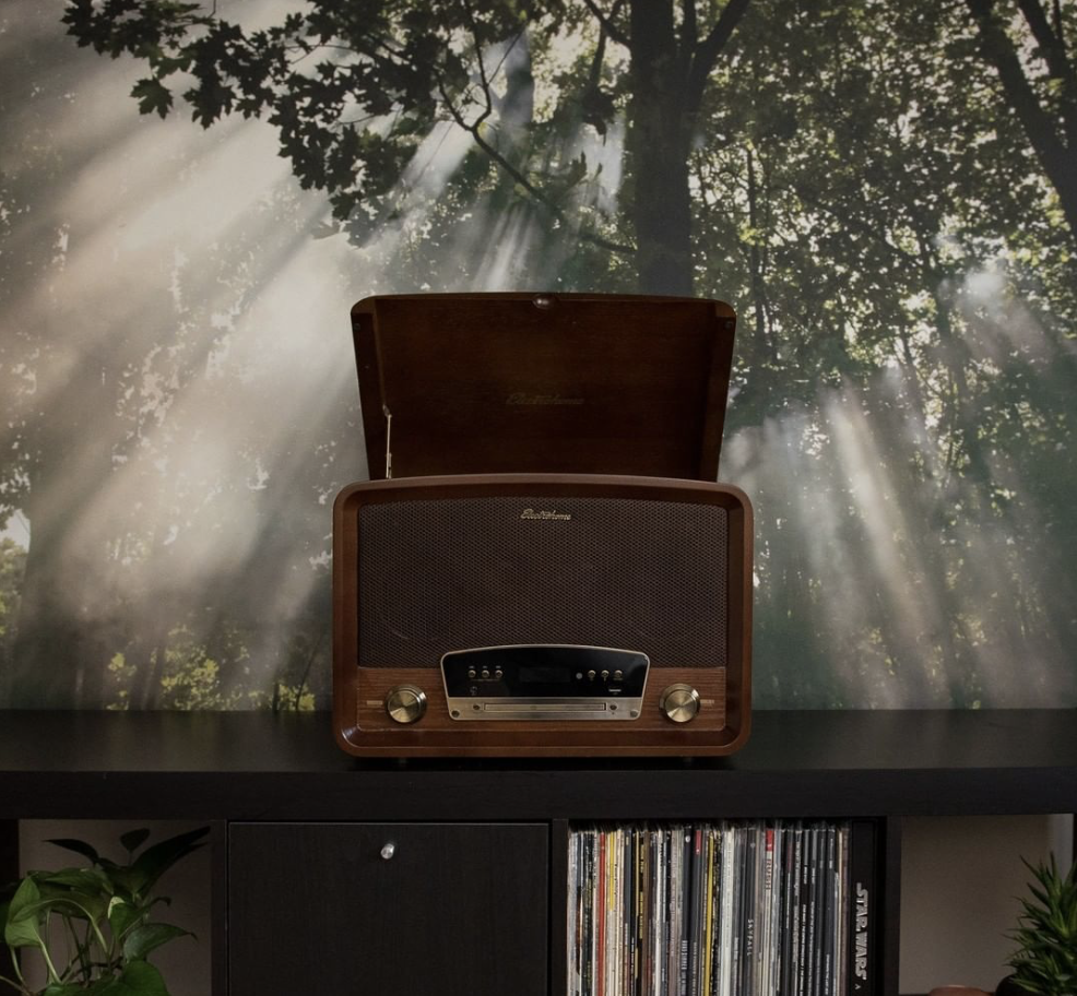 electrohome vinyl player