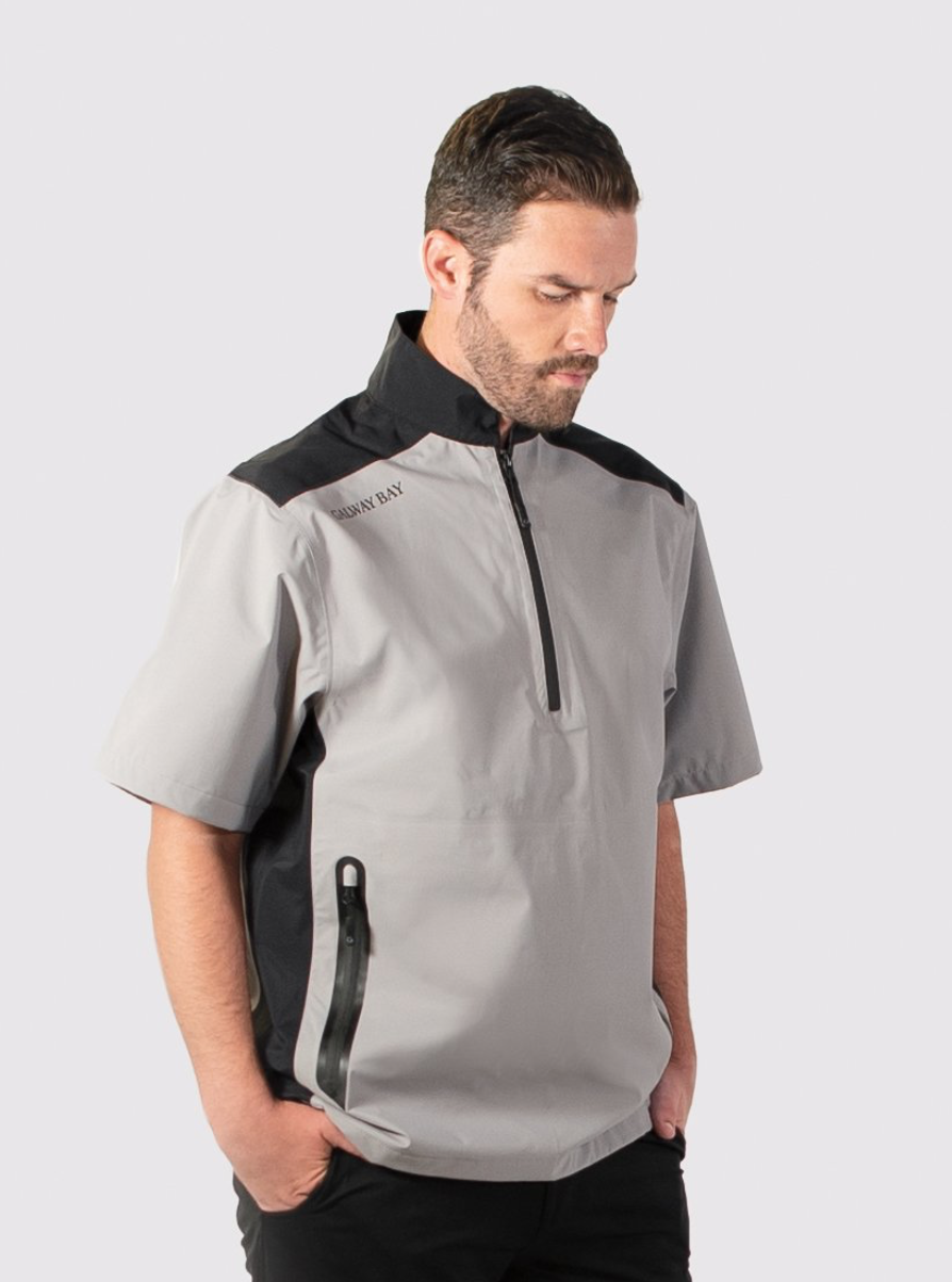 best golf shirts for winter - galway bay