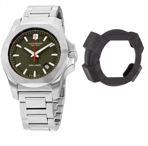 steel watch victorinox diver