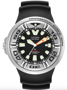 diver watch citizen