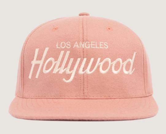 HOLLYWOOD SNAPBACK HAT