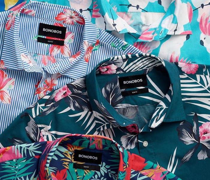 best men's summer shirts