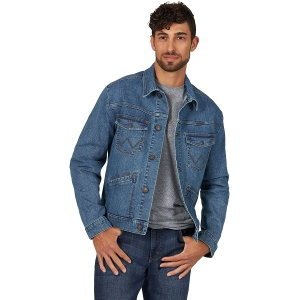 Wrangler Retro Unlined Stretch Denim Jacket