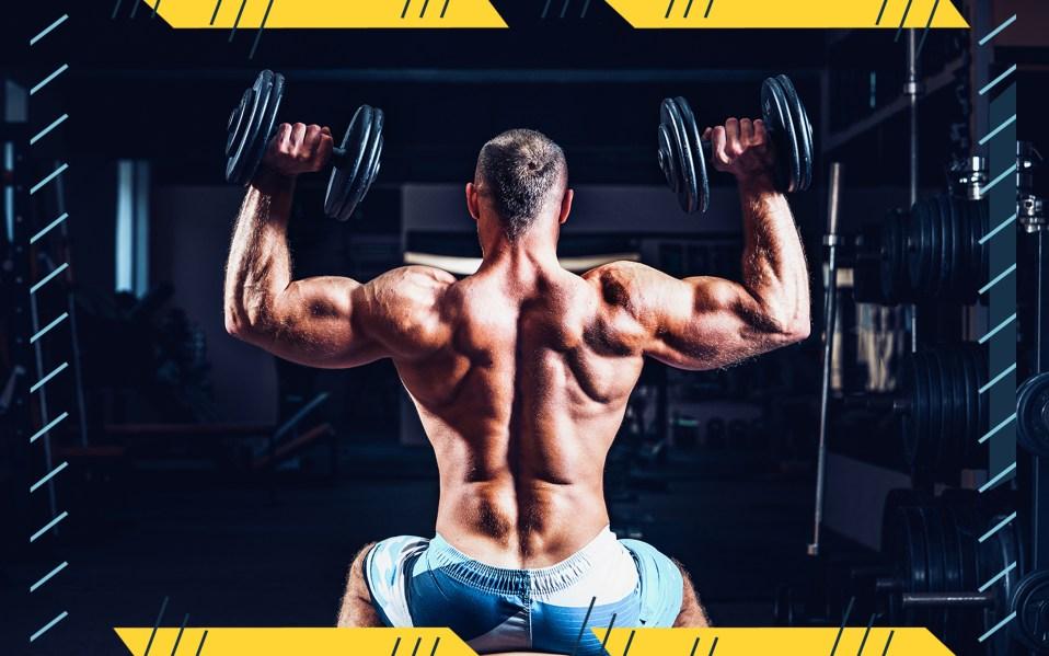 shoulder workouts, best shoulder workouts