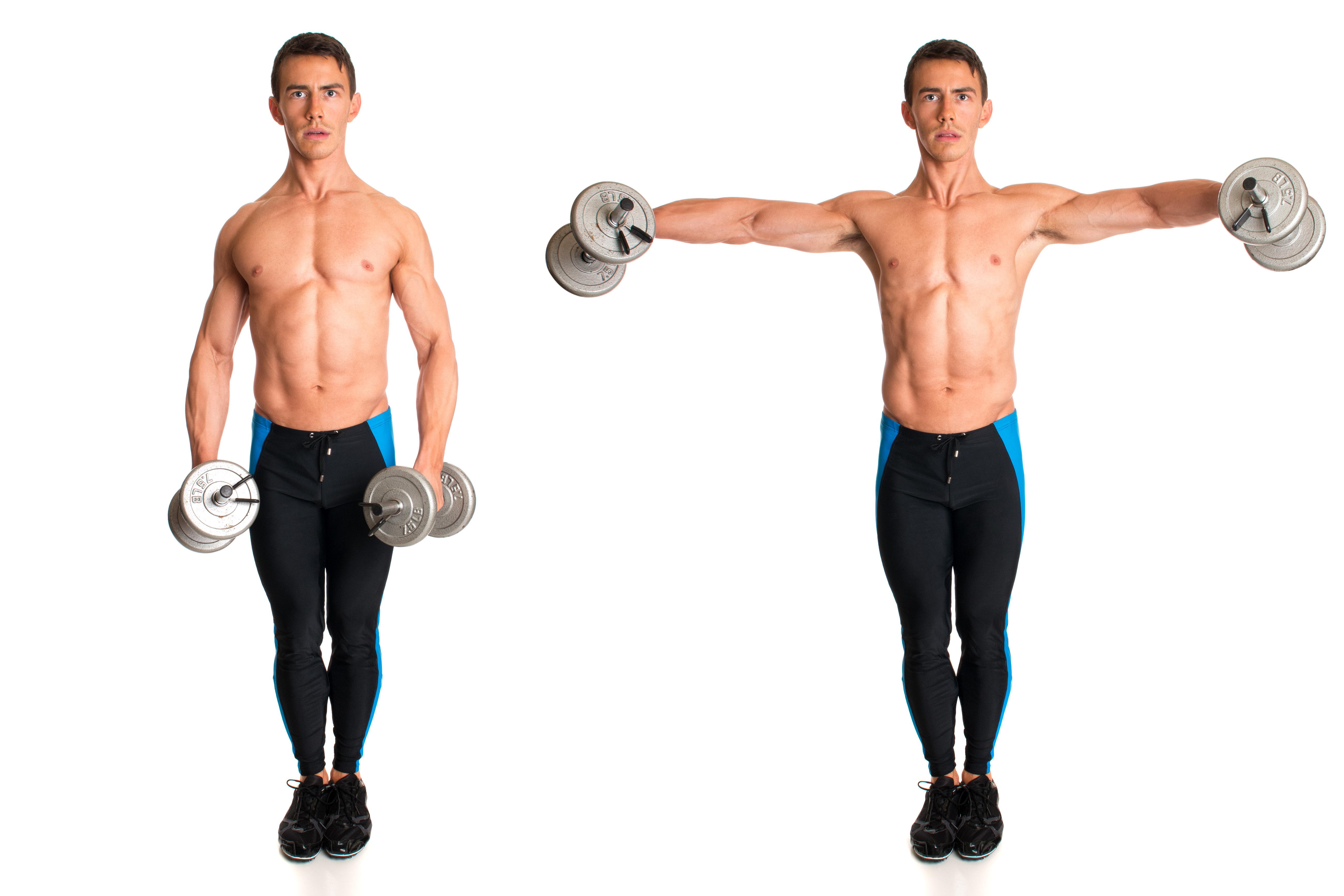 best shoulder workouts Lateral Raise