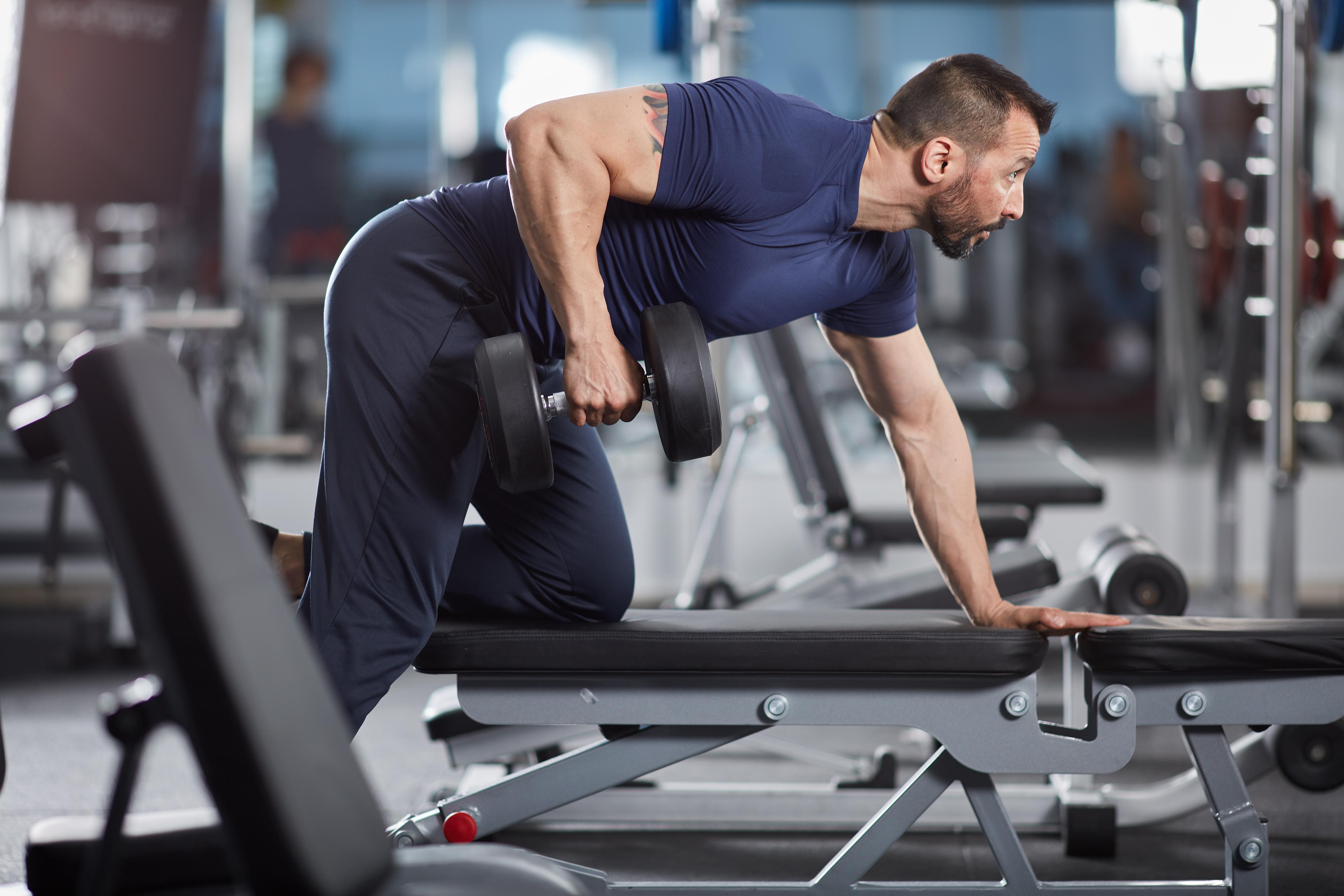 row best shoulder workouts