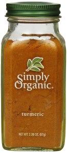 Simply Organic Turmeric Root