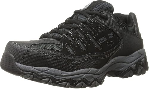 Sketchers Cankton Work Sneakers