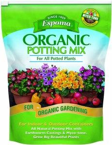 best potting soil expoma organic
