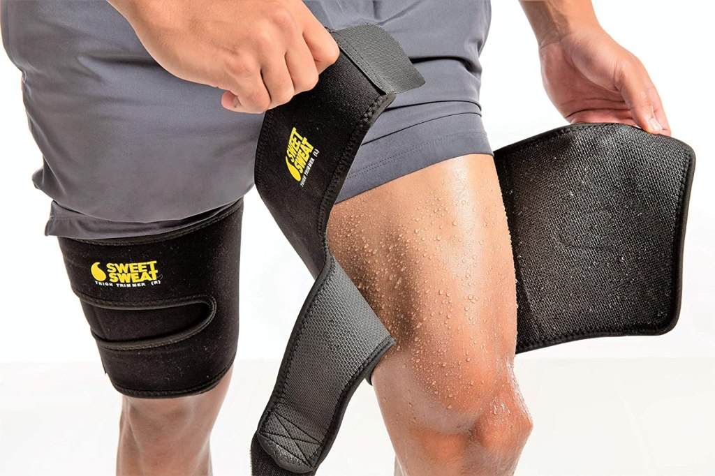 Sports Research Sweet Sweat Thigh Trimmers