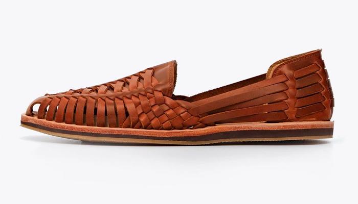 stylish men's shoes - Nisolo Huarache Sandal