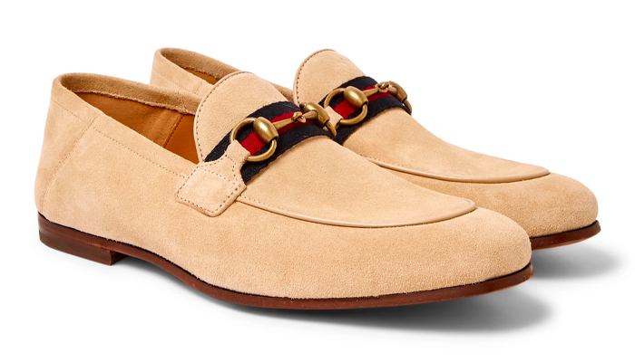 stylish men's shoes 2020 - gucci loafers