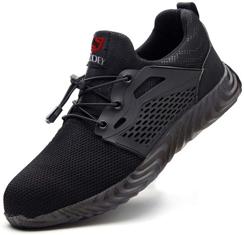 SUADEX Safety Work Sneakers