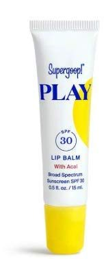 Supergoop! PLAY Lip Balm SPF 30 with Acai