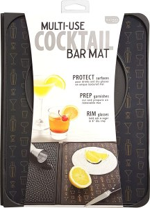 Talisman Designs Cocktail Bar Mat