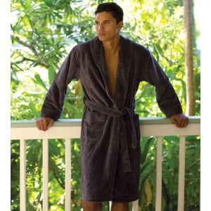 Cariloha Bamboo Bathrobe, best bathrobe for men