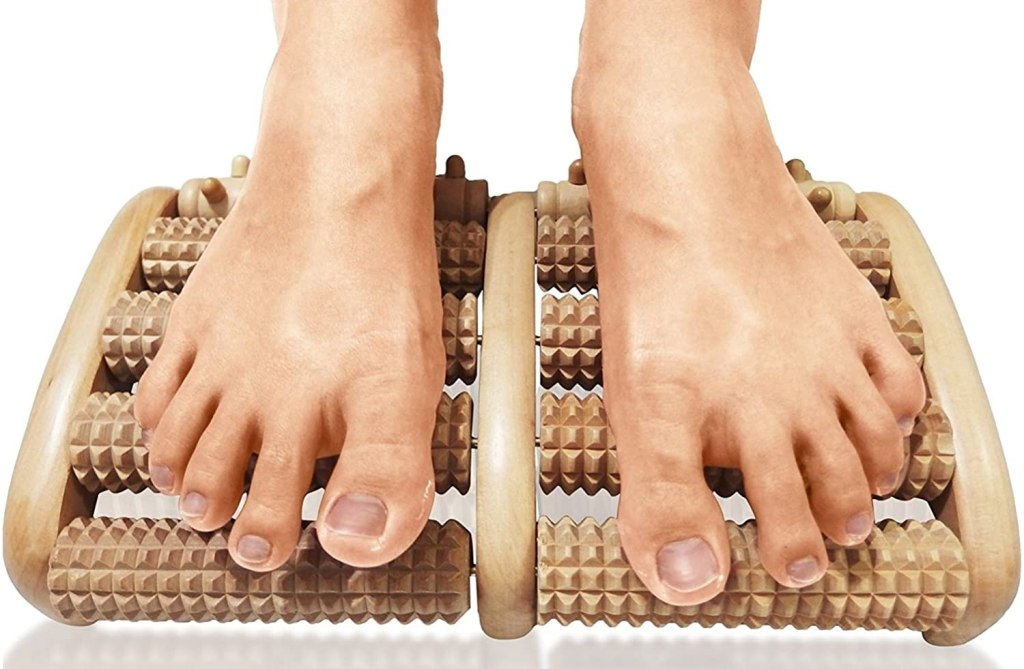 acupressure foot roller - theraflow