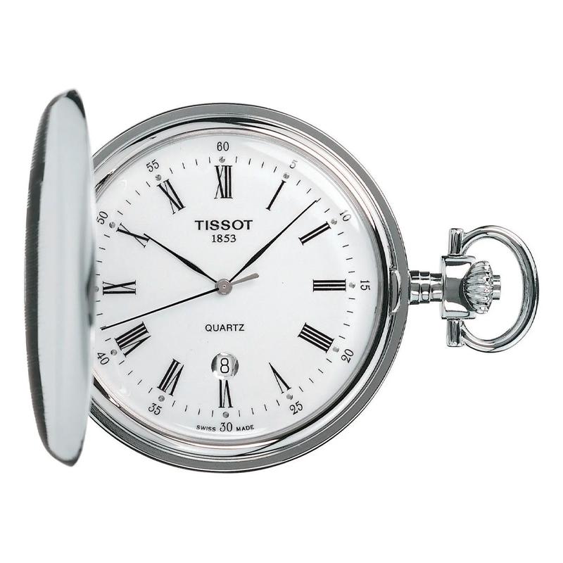 tissot pocket watch