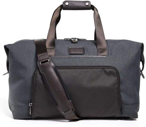 best travel bags 2020 - Tumi weekender