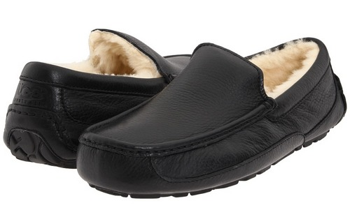 best slippers for men - ugg ascot