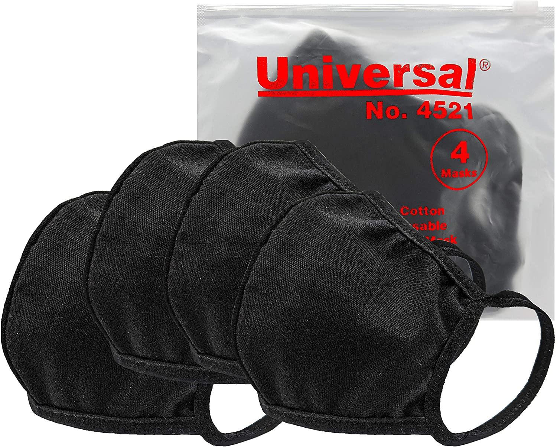 best cloth face masks - universal 4521 face masks
