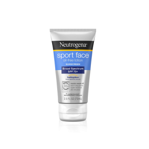 Neutrogena Sport Face Oil-Free Lotion Sunscreen with Broad Spectrum SPF 70+