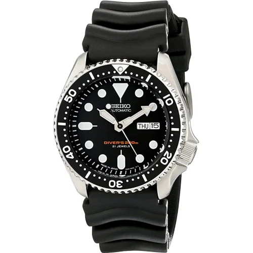 waterproof watch diver seiko