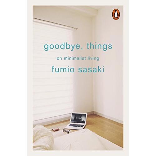 Goodbye, Things books on minimalism