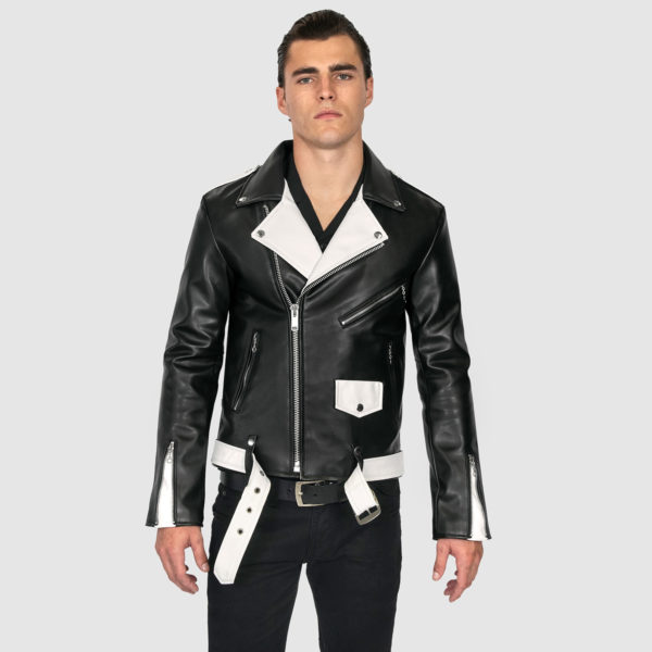 best vegan leather jackets for men - vegan commando