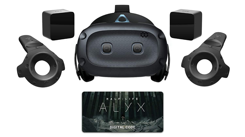 HTC VIVE Cosmos Elite with alyx