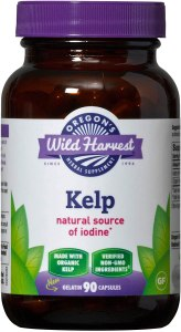 Wild Harvest Kelp Supplement