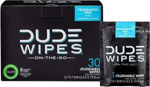 best sweat wipes dude wipes