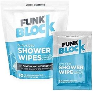best sweat wipes fun block