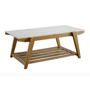 Steve Silver Celeste Stone Coffee Table