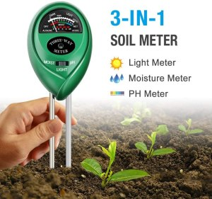 Atree soil moisture meter, how to take care of plants