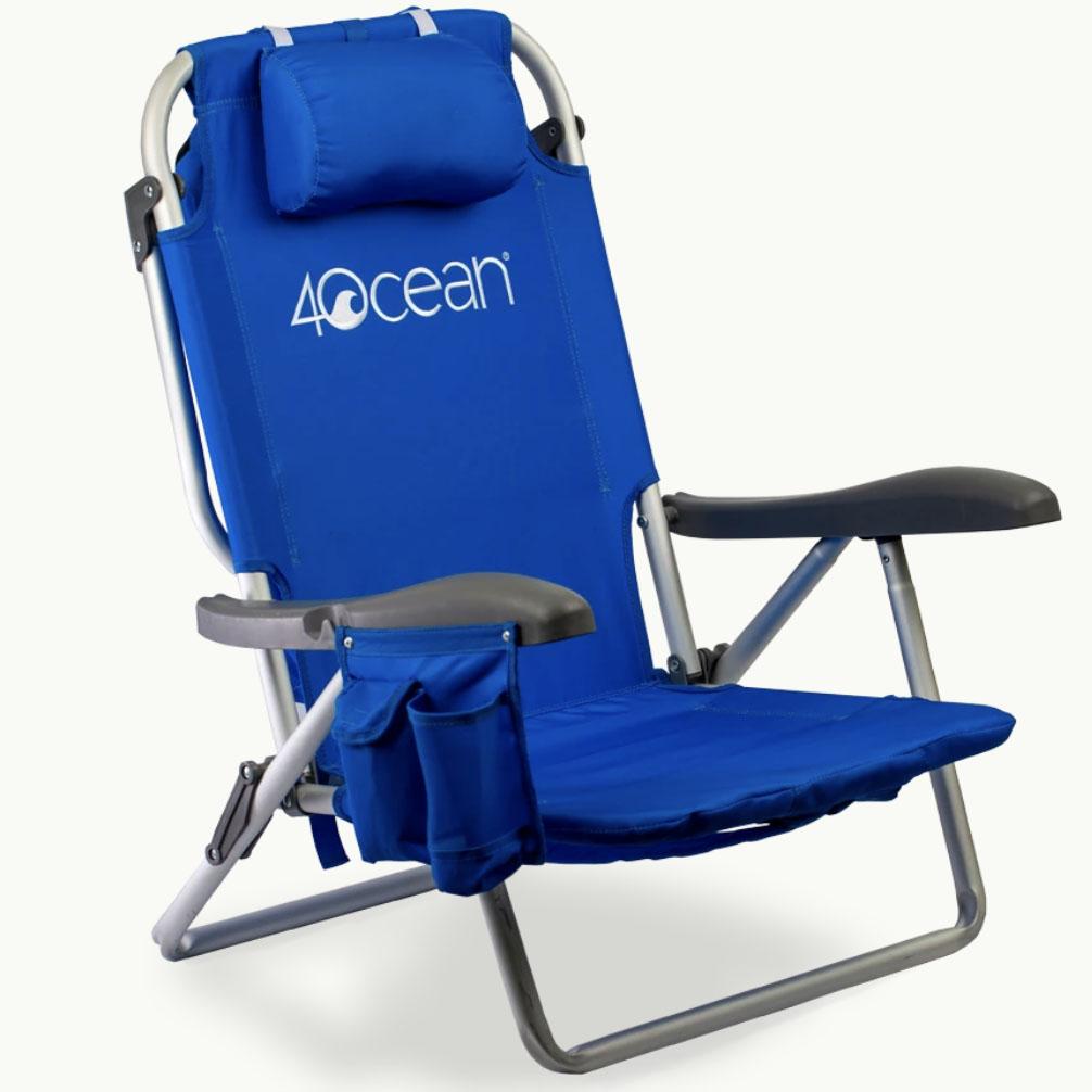 4ocean Signature Backpack Beach Chair