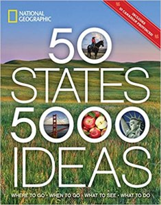 50 States Book
