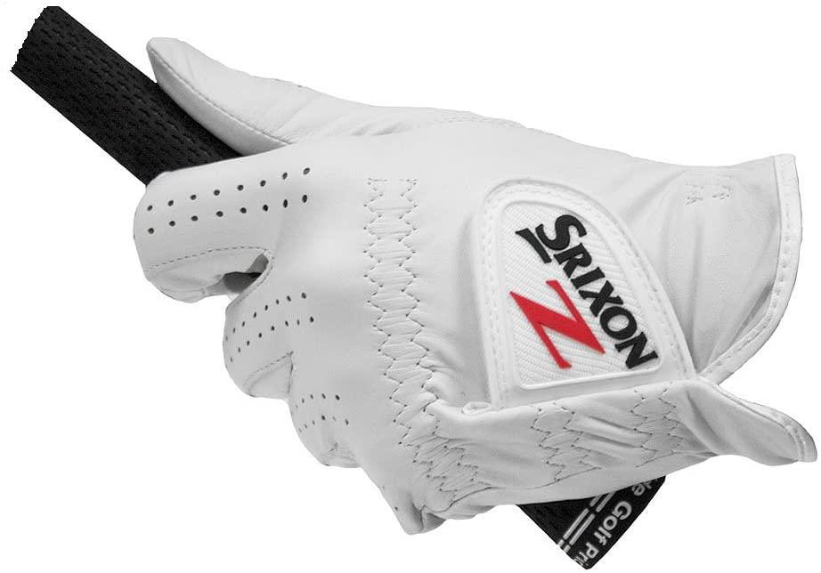 SrixonCabretta White Leather Glove