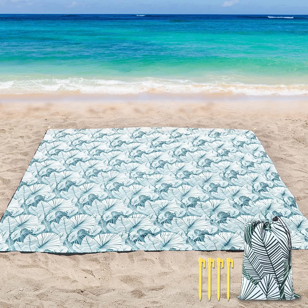Home Queen Beach Pocket Blanket, best beach blanket