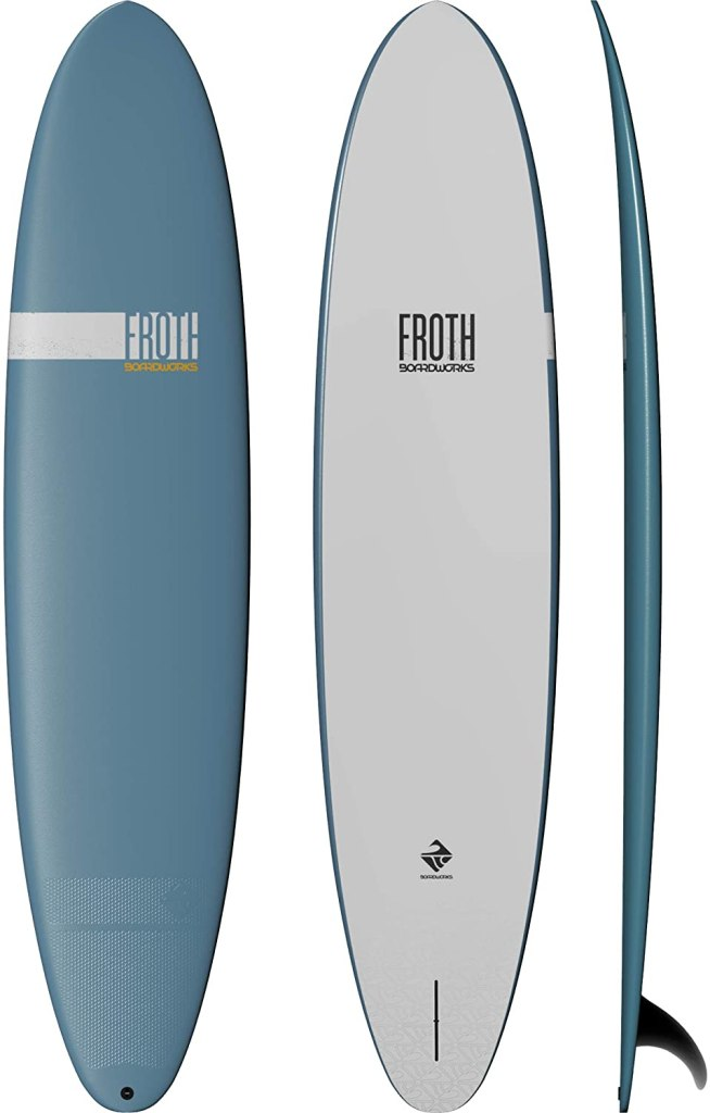 Boardworks Froth 9' foot Soft Top