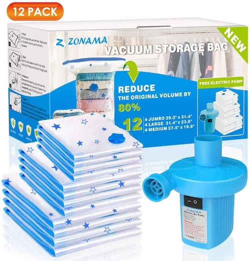 z zonama vacuum storage bag
